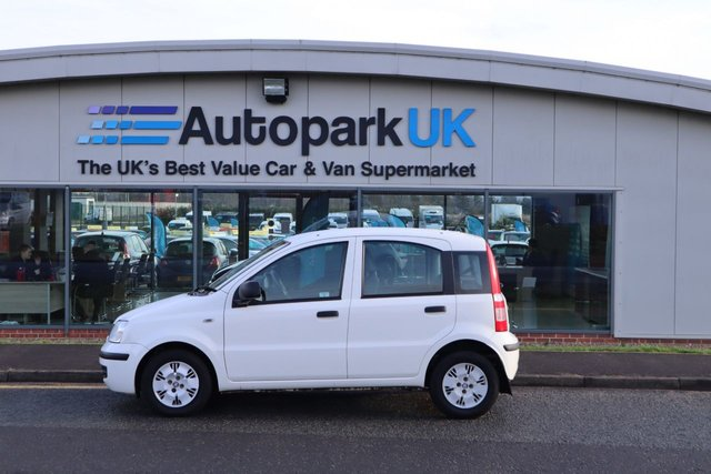 USED 2010 59 FIAT PANDA 1.1 ACTIVE ECO 5d 54 BHP LOW DEPOSIT OR NO DEPOSIT FINANCE AVAILABLE