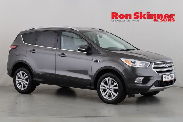 View our 2016 66 FORD KUGA 1.5 ZETEC TDCI 5d 118 BHP