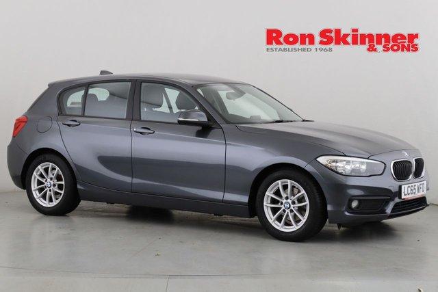 View our 2015 65 BMW 1 SERIES 1.5 116D ED PLUS 5d 114 BHP