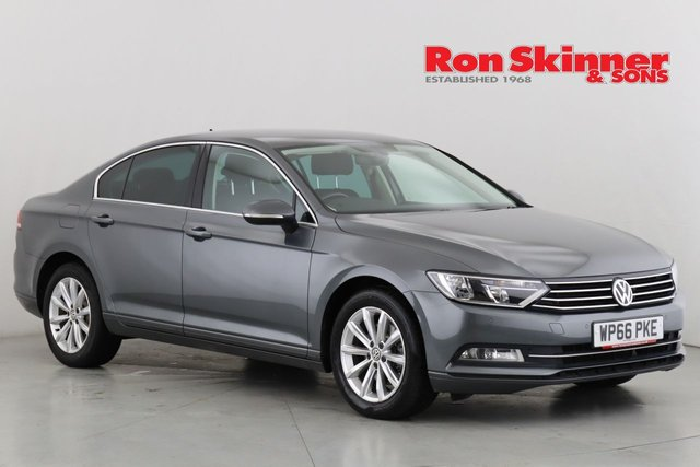 View our 2016 66 VOLKSWAGEN PASSAT 2.0 SE BUSINESS TDI BLUEMOTION TECHNOLOGY 4d 148 BHP
