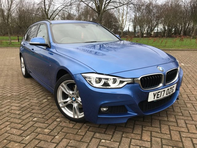 USED 2017 17 BMW 3 SERIES 2.0 320D M SPORT TOURING 5d 188 BHP