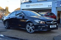 USED 2013 13 MERCEDES-BENZ CLA 1.6 CLA180 SPORT 4d 122 BHP NO DEPOSIT FINANCE AVAILABLE