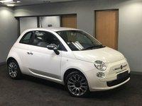 USED 2013 63 FIAT 500 1.2 POP 3d 69 BHP low road tax