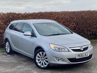 USED 2011 61 VAUXHALL ASTRA 2.0 SE CDTI S/S 5d SPACIOUS FAMILY ESTATE CAR