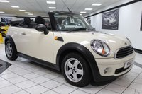 USED 2010 10 MINI CONVERTIBLE 1.6 ONE 1 FORMER LADY OWNER FSH 2 KEYS
