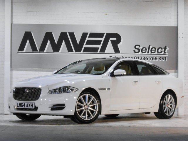 2014 64 JAGUAR XJ 3.0 D V6 LUXURY 4d 275 BHP