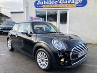 USED 2014 64 MINI HATCH COOPER 1.5 COOPER 3d 134 BHP Two Keepers, Great Spec, 12 Months MOT