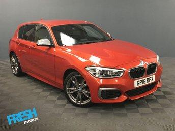 2016 BMW 1 SERIES 3.0 M135I 5d 322 BHP £18000.00