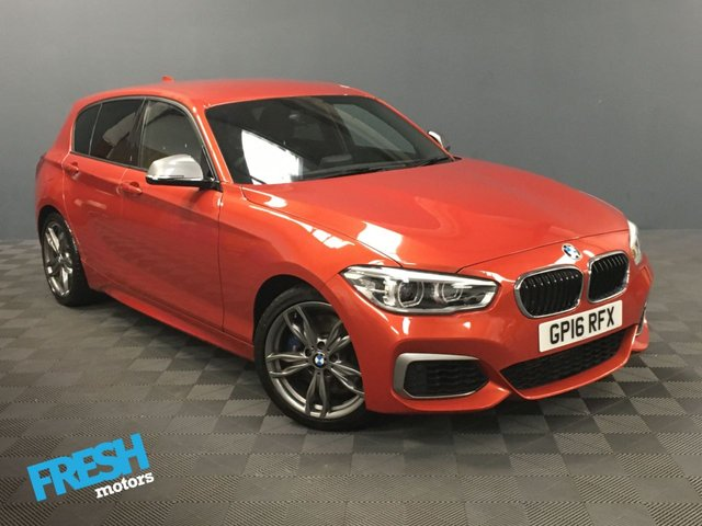 USED 2016 16 BMW 1 SERIES 3.0 M135I 5d 322 BHP * 0% Deposit Finance Available