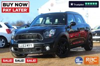 USED 2013 63 MINI COUNTRYMAN 1.6 COOPER S ALL4 5d 184 BHP