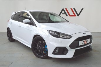 2017 FORD FOCUS 2.3 RS 5d 346 BHP £25450.00