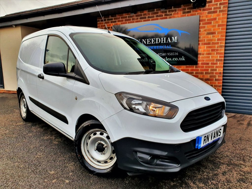 USED 2016 16 FORD TRANSIT COURIER 1.5 TDCI 74 BHP *** READY TO GO - 1 OWNER ***