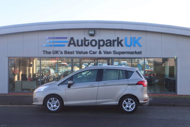 USED 2014 14 FORD B-MAX 1.5 ZETEC TDCI 5d 74 BHP LOW DEPOSIT OR NO DEPOSIT FINANCE AVAILABLE