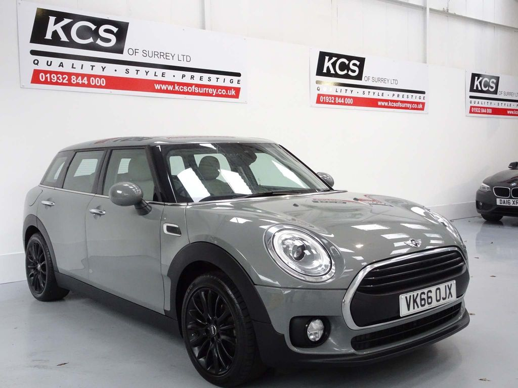 USED 2016 66 MINI CLUBMAN 1.5 One D (s/s) 6dr SAT NAV / PAN ROOF / LEATHER