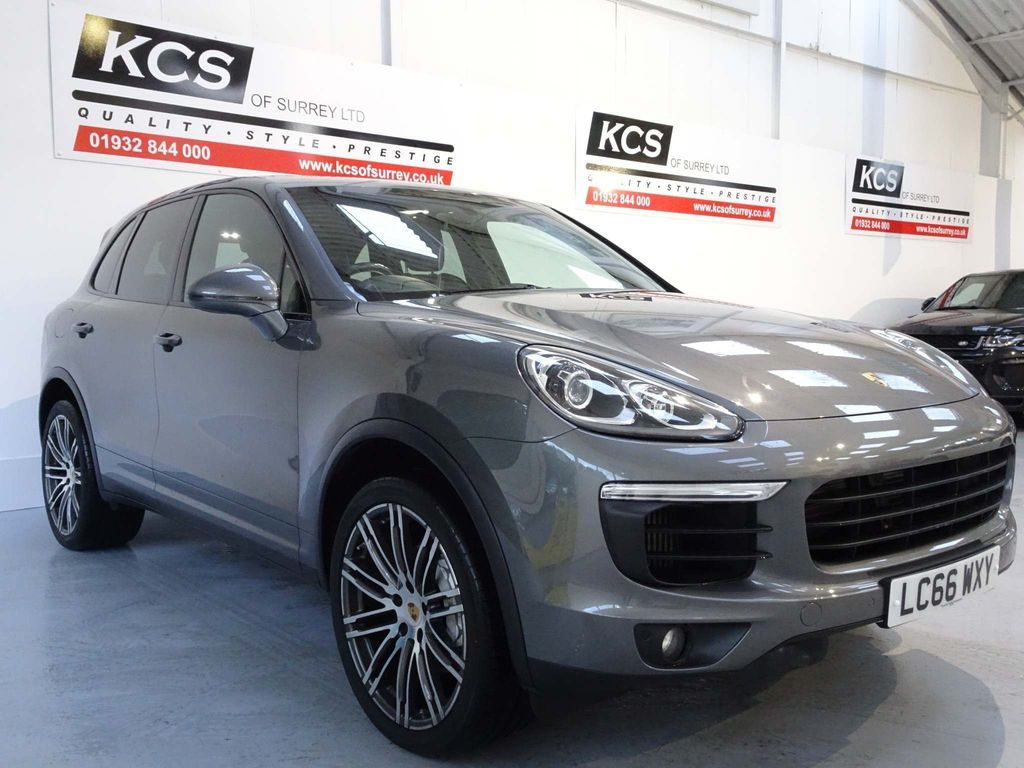 USED 2016 66 PORSCHE CAYENNE 3.0 TD Tiptronic 4WD (s/s) 5dr OVER 10K OPTIONS / PAN ROOF