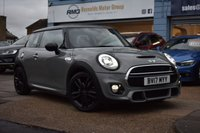 USED 2017 17 MINI HATCH COOPER 2.0 COOPER S WORKS 210 3d 189 BHP NO DEPOSIT FINANCE AVAILABLE
