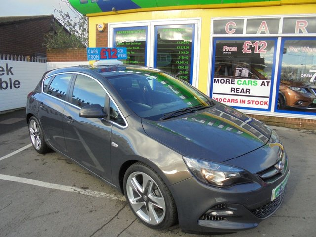 USED 2013 63 VAUXHALL ASTRA 1.6 LIMITED EDITION 5d 115 BHP JUST ARRIVED ONE OWNER FROM NEW 7,0000 MILES