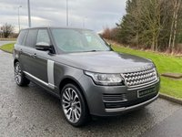"USED 2014 64 LAND ROVER RANGE ROVER 3.0 TDV6 VOGUE 5d 258 BHP 22"" TURBINE ALLOYS, PAN ROOF"