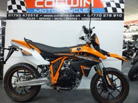 USED 2020 69 SINNIS Apache SMR 125cc BRAND NEW & IN STOCK NOW!!!