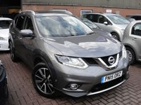 USED 2015 15 NISSAN X-TRAIL 1.6 DCI TEKNA XTRONIC 5d 130 BHP ANY PART EXCHANGE WELCOME, COUNTRY WIDE DELIVERY ARRANGED, HUGE SPEC