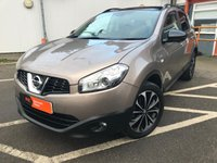 USED 2013 13 NISSAN QASHQAI 1.6 360 5d 117 BHP ONLY 27,000 MILES, RAC CHECKED