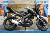 USED 2016 66 YAMAHA MT-125 MT 125 ABS - Low miles