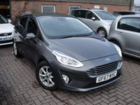 USED 2017 67 FORD FIESTA 1.0 ZETEC 5d 99 BHP ANY PART EXCHANGE WELCOME, COUNTRY WIDE DELIVERY ARRANGED, HUGE SPEC