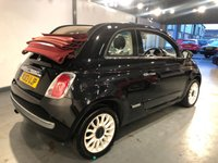 USED 2013 13 FIAT 500 0.9 C LOUNGE 3d 85 BHP