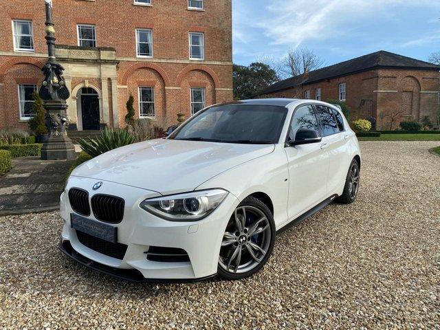2015 BMW 1 SERIES 3.0 M135I 5d 316 BHP