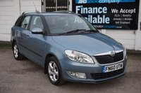 USED 2010 60 SKODA FABIA 1.2 SE TSI 5d 103 BHP Full History 10 Stamps, 2 Owners, Rear Park Aid,