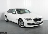 USED 2011 61 BMW 7 SERIES 3.0 730D M SPORT 4d 242 BHP Call us for Finance