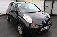 USED 2004 04 NISSAN MICRA 1.2 S 3d AUTO 80 BHP * 2 YEAR WARRANTY INCLUDED  *