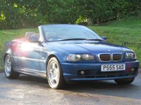 2003 BMW 3 SERIES 2.2 320CI 2d 168 BHP £2990.00