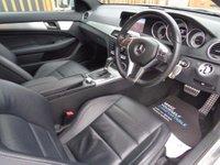USED 2012 62 MERCEDES-BENZ C CLASS 2.1 C250 CDI AMG Sport 7G-Tronic Plus 2dr Nav, Leather, DAB, Bluetooth