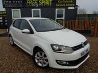 2012 VOLKSWAGEN POLO 1.4 Match 5dr £6795.00
