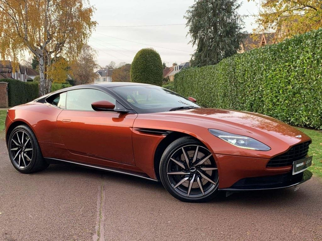 View our ASTON MARTIN DB11