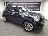 USED 2013 13 MINI COUNTRYMAN 2.0 COOPER SD 5d 141 BHP + 1 FORMER KEEPER + HISTORY