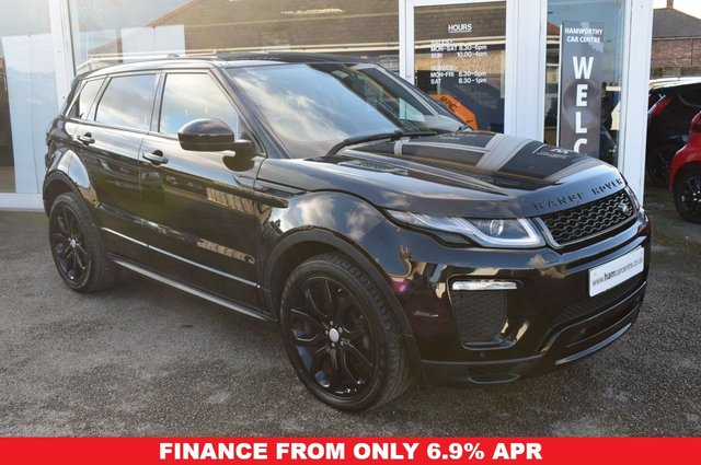 2016 66 LAND ROVER RANGE ROVER EVOQUE 2.0 TD4 HSE DYNAMIC 5d 177 BHP BLACK STYLING PACK