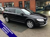 "USED 2016 16 VOLVO XC70 2.4 D5 SE NAV AWD 5DOOR 220 BHP DAB Radio   :   Satellite Navigation   :   USB & AUX   :   Car Hotspot / WiFi   :   Cruise Control      Phone Bluetooth Connectivity   :   Climate Control / Air Conditioning   :   Heated Front Seats   Black Leather Upholstery   :   Auto Tailgate   :   Rear Parking Sensors   :   17"" Alloy Wheels      2 Keys   :   Comprehensive Service History"