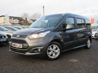 2014 FORD GRAND TOURNEO CONNECT 1.6 TITANIUM TDCI 5d 114 BHP £9555.00