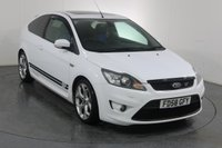 USED 2009 58 FORD FOCUS 2.5 ST-2 3d 225 BHP 10 Stamp SERVICE HISTORY