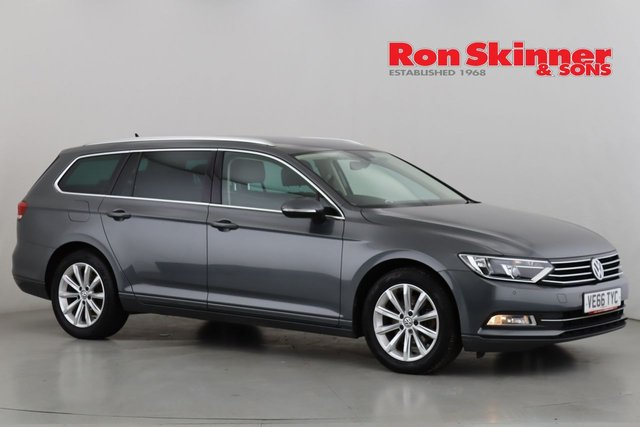 View our 2016 66 VOLKSWAGEN PASSAT 2.0 SE BUSINESS TDI BLUEMOTION TECHNOLOGY 5d 148 BHP