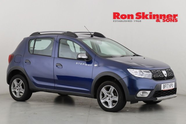 View our 2017 17 DACIA SANDERO 1.5 STEPWAY LAUREATE DCI 5d 90 BHP