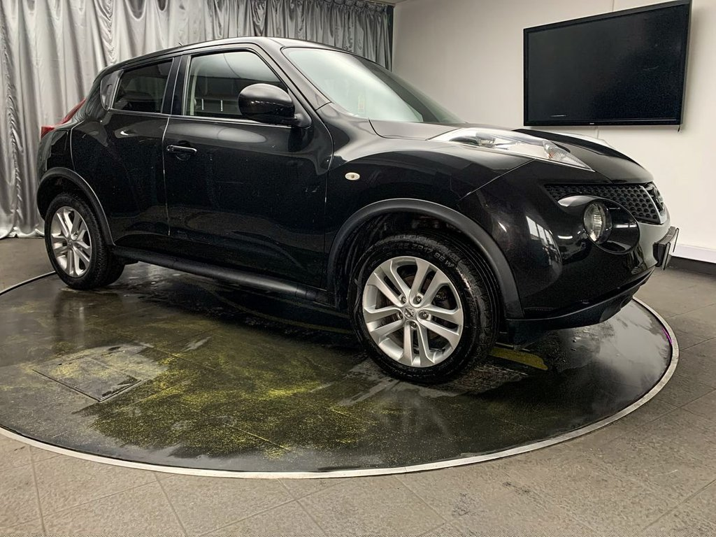 USED 2012 62 NISSAN JUKE 1.5 TEKNA DCI 5d 110 BHP FREE UK DELIVERY,AIR CONDITIONING, AUTOMATIC HEADLIGHTS, BLUETOOTH CONNECTIVITY, CLIMATE CONTROL, CRUISE CONTROL, DRIVE PERFORMANCE CONTROL, HEATED FRONT SEATS, REVERSE PARKING CAMERA, START/STOP SYSTEM, STEERING WHEEL CONTROLS , TRIP COMPUTER