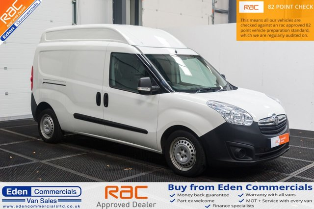 View our VAUXHALL COMBO LIFE