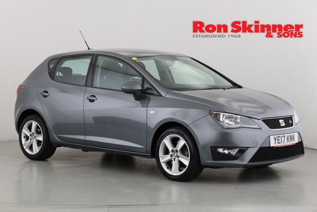 View our 2017 17 SEAT IBIZA 1.2 TSI FR TECHNOLOGY 5d 109 BHP