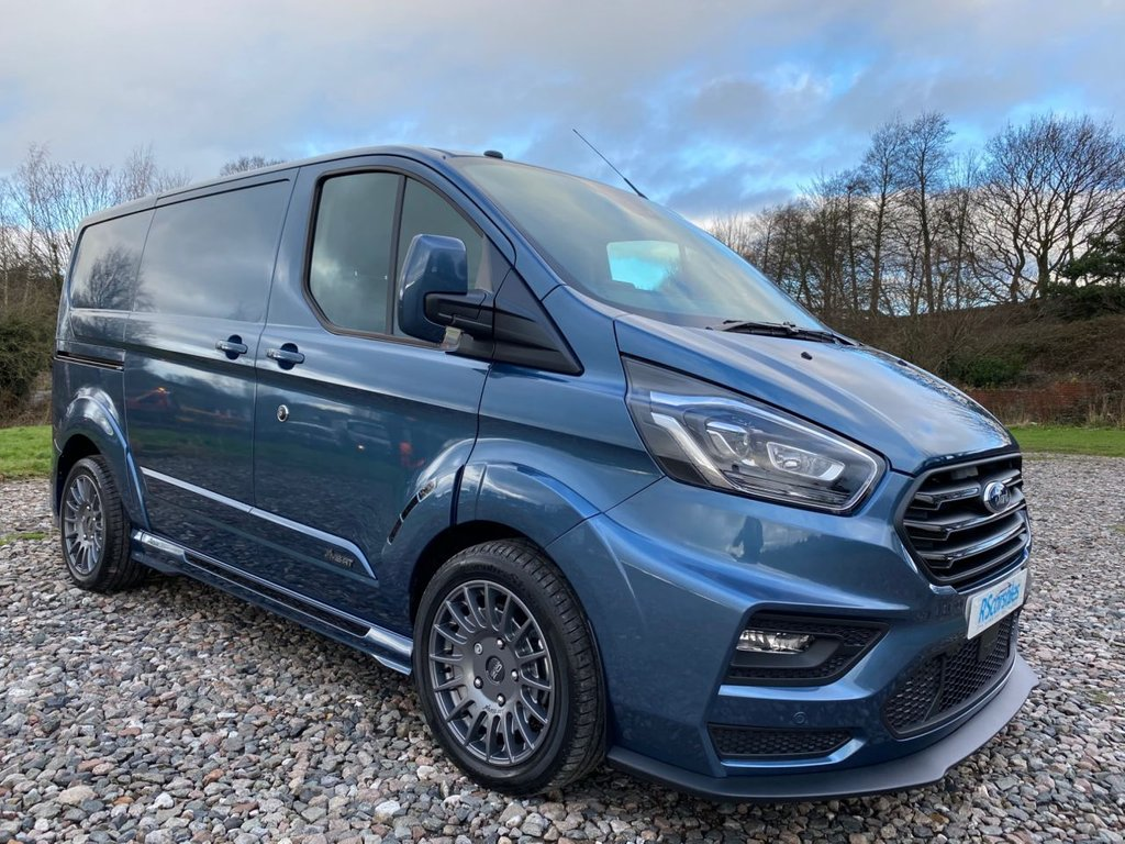 USED 2019 69 FORD TRANSIT CUSTOM 2.0 280 LIMITED P/V L1 H1 168 BHP