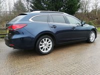 USED 2015 65 MAZDA 6 2.2 D SE-L NAV 5d 148 BHP FINANCE AND WARRANTY AVAILABLE