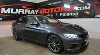 2015 BMW 4 SERIES 2.0 420D M SPORT GRAN COUPE 4DOOR 181 BHP M-PERFORMACE KITTED £16495.00