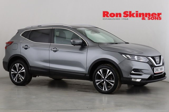 View our 2017 67 NISSAN QASHQAI 1.5 N-CONNECTA DCI 5d 108 BHP